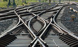 Doppelte Gleisverbindung DB27266