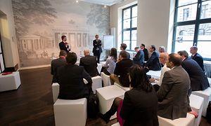 Nachhaltigkeitstag der Deutschen Bahn: 200 Stakeholder diskutieren mit DB-Vorstand
