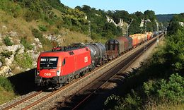 ÖBB Cargo auf dem Netz der DB