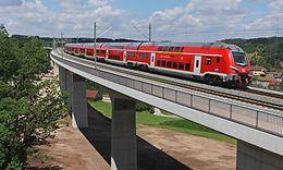 Neues Gesicht auf dem Netz der DB - DB Regio Baureihe 102 mit Dosto (Skoda) für Nürnberg-Ingolstadt-München