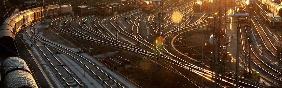 Rangierbahnhof Hagen - Vorhalle