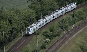 Eisenbahnfahrzeuge Alstom