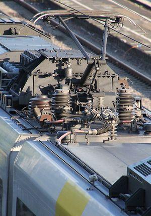 Triebwagen Alstom