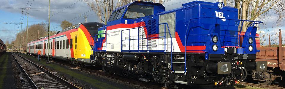 VGT - Vorbereitungsgesellschaft Transporttechnik mbh
