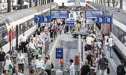 Bahnhof Basel SBB
