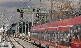 Ausbaustrecke nach Bamberg