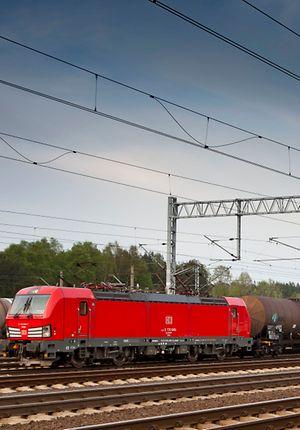 DB Schenker Rail Polska - Vectron DC