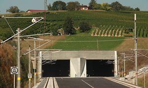 Katzenbergtunnel Südportal