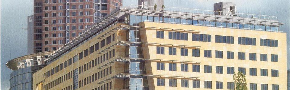 DB Netz Headquarters Frankfurt/Main