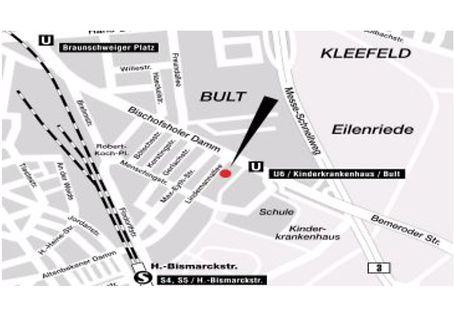 Roadmap RU North
