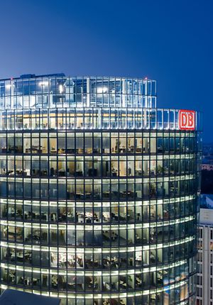 Corporate Headquarters DB AG