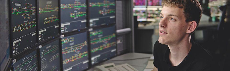 Erstes digitales Stellwerk Europas in Betrieb