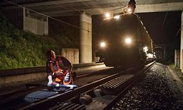 Stromabnehmer Baureihe ET 423 S-Bahn München