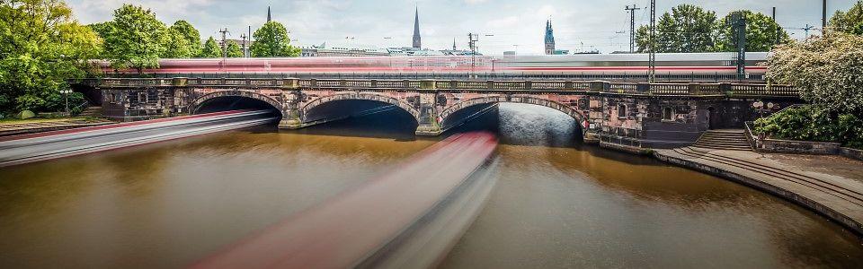 """""""Hanse Express"""" Triebwagen der BR 429 Flirt"""